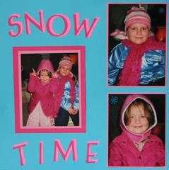 Snow Time before Bed! - Angie's Gallery