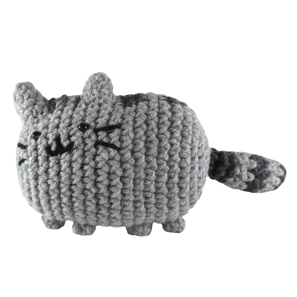 Pusheen The Cat Free Amigurumi Pattern By I Crochet Things Via