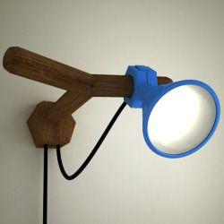 Darom Lamp by DAG-designlab