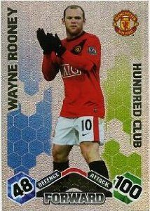 Manchester United 2009 Premier League Champions fútbol Trading Cards 2008-09
