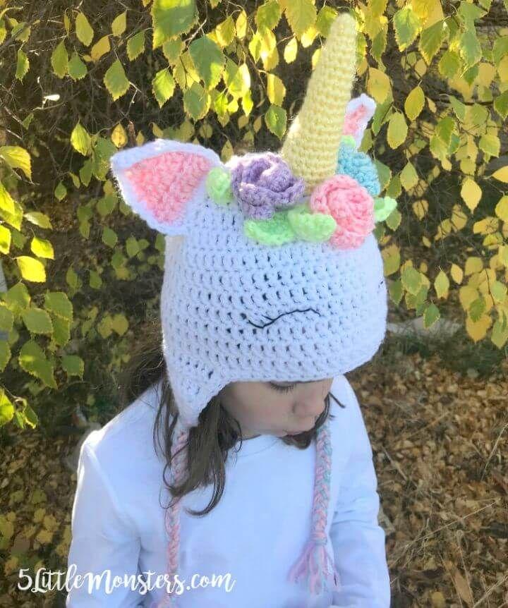 Crochet Unicorn Pattern- 32 Free Crochet Patterns | Unicornios ...