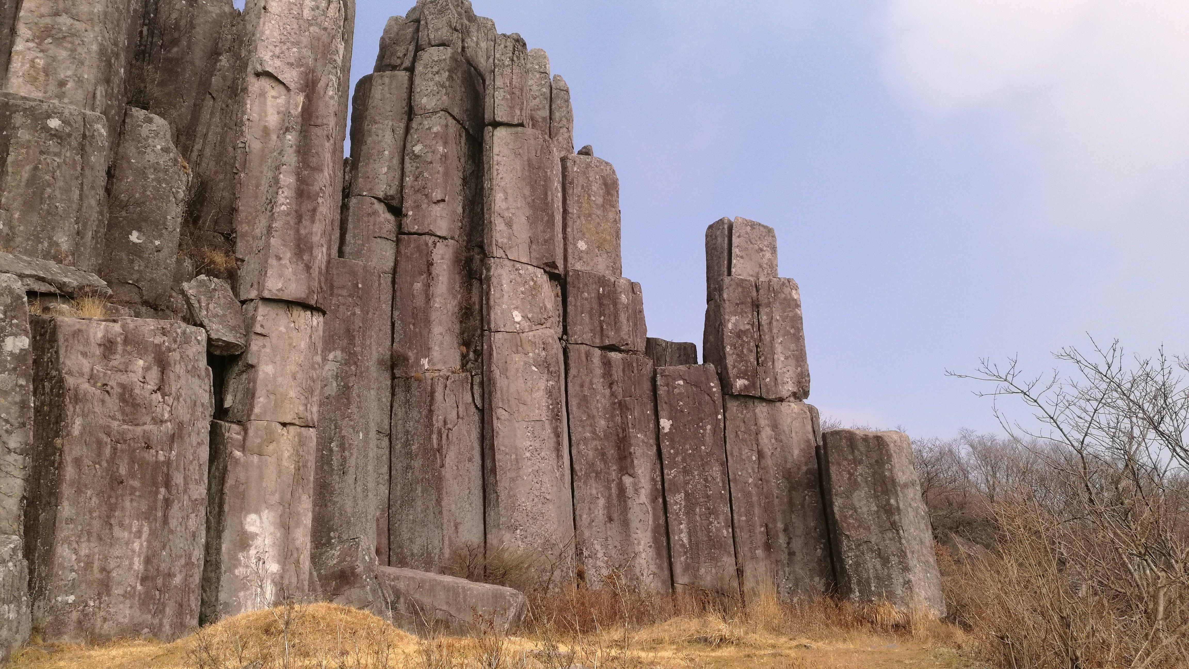 Pináculos de la época del Neolítico