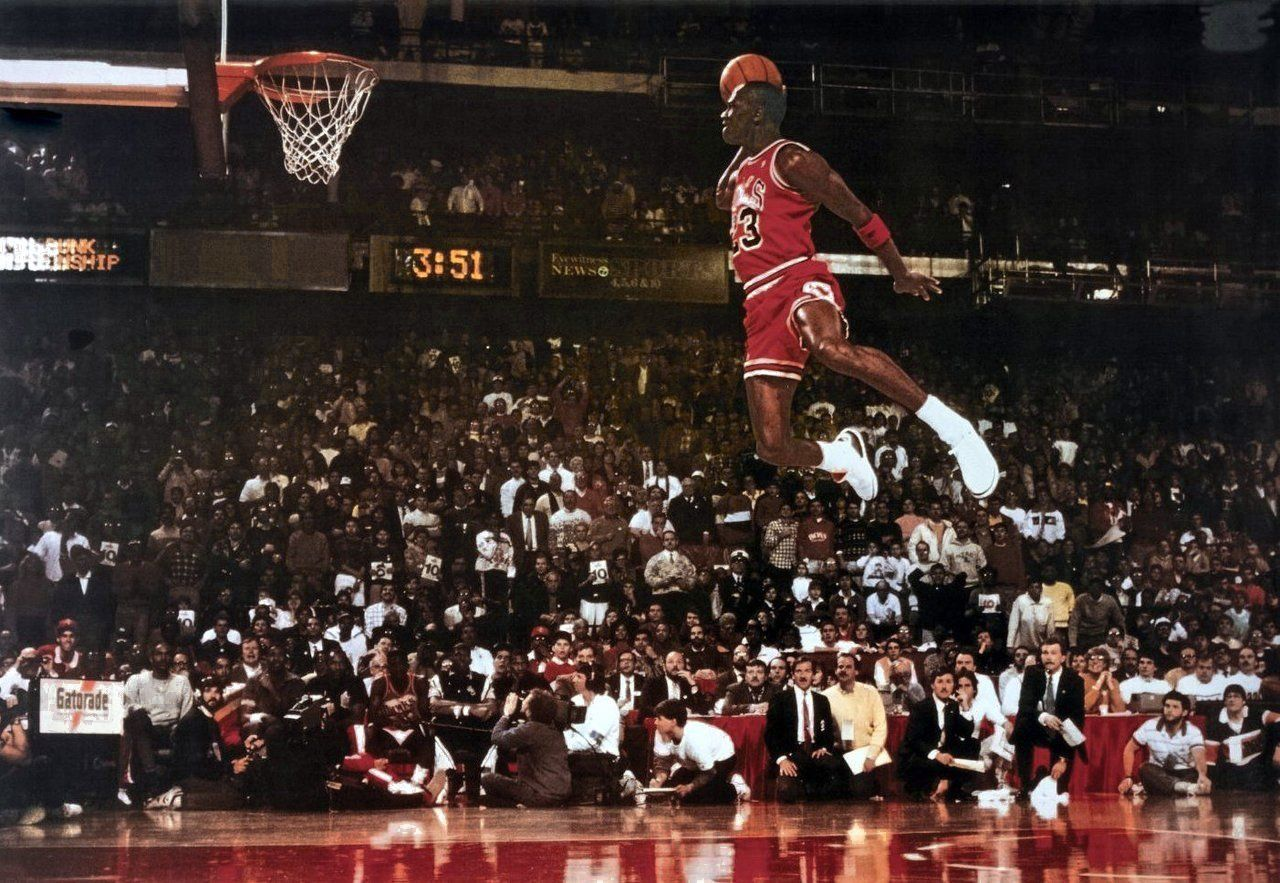 amazon com michael famous foul line dunk sports amazon com michael famous foul line dunk