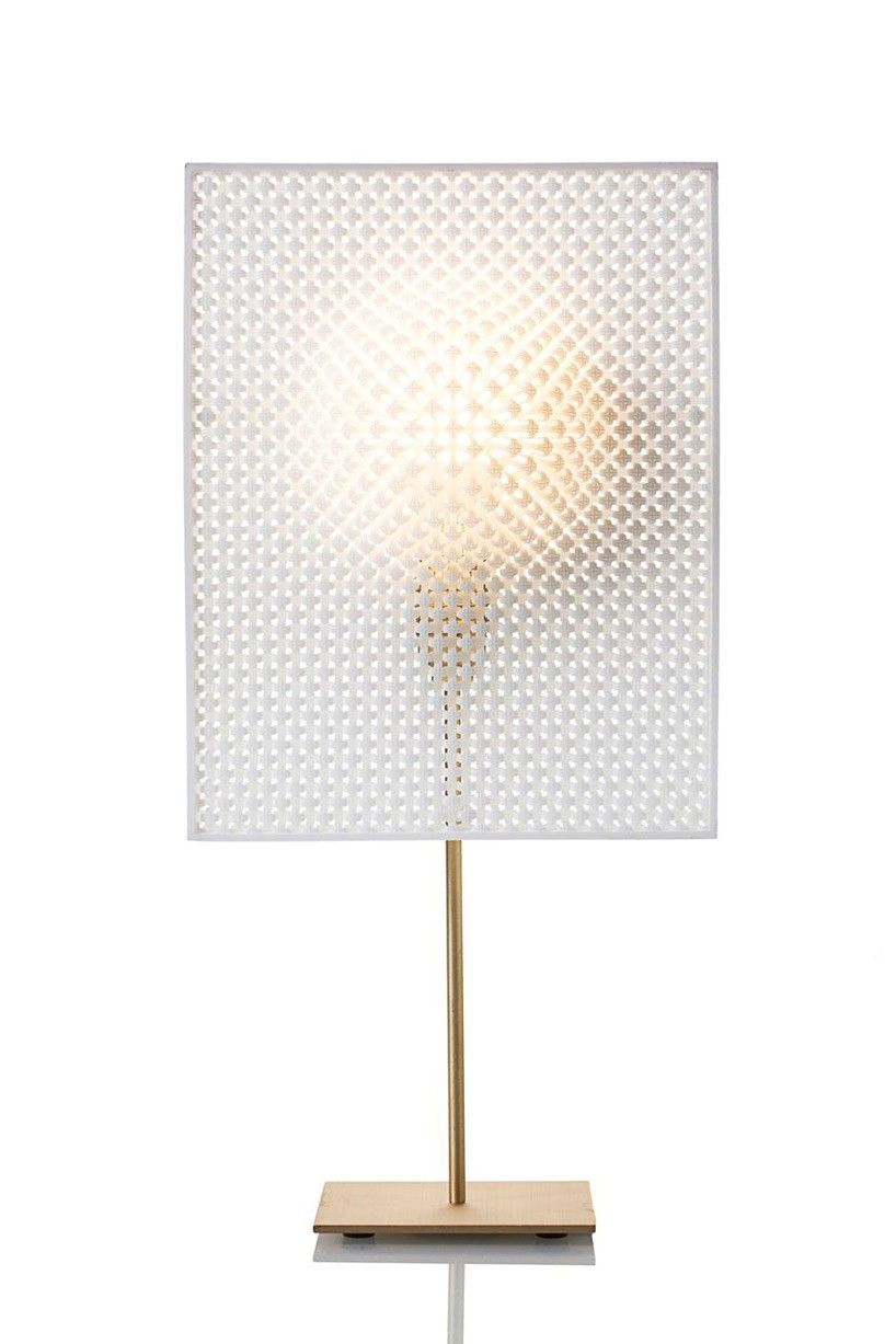 Cozi Studio Debuts With Textural 3d Printed Focus Lamps Lamp Design Lamp Table Lamp