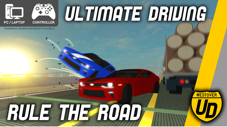 BOOST] Ultimate Driving: Westover Islands - Roblox | Roblox