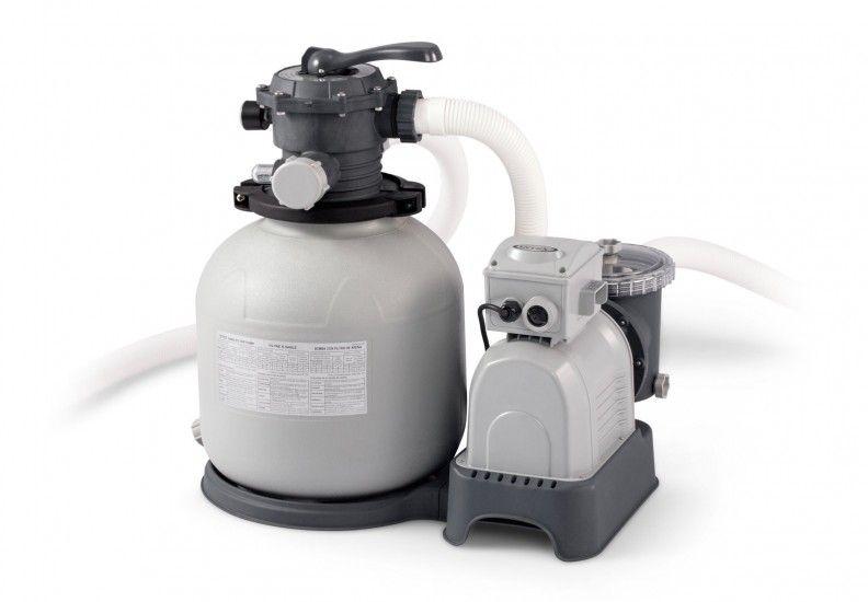 2800 Gph Krystal Clear Sand Filter Pump 110 120v With Gfci