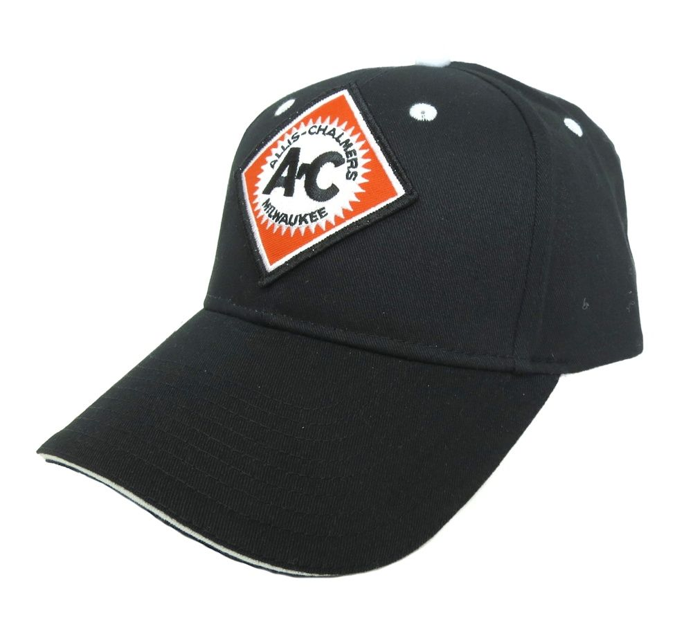 Gift Allis Chalmers Tractor New Logo Black Knit Hat