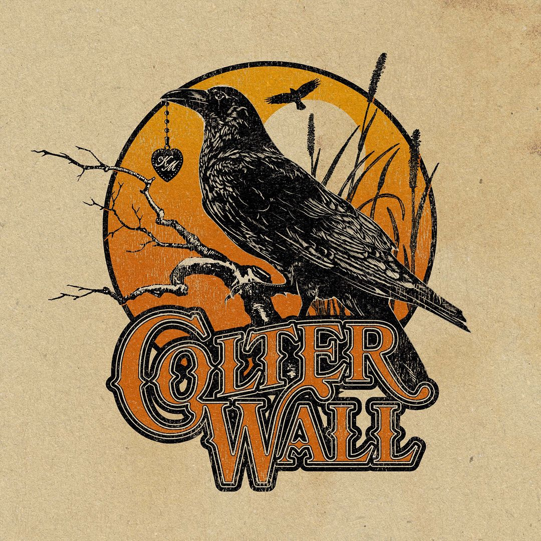 kate mccannon s raven for colter wall by artist aaron von on colter wall id=27420