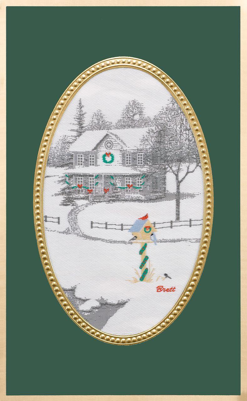MyCards4Less - Brett Pencil Sketch Holiday Cards, $34.00 (http://www ...