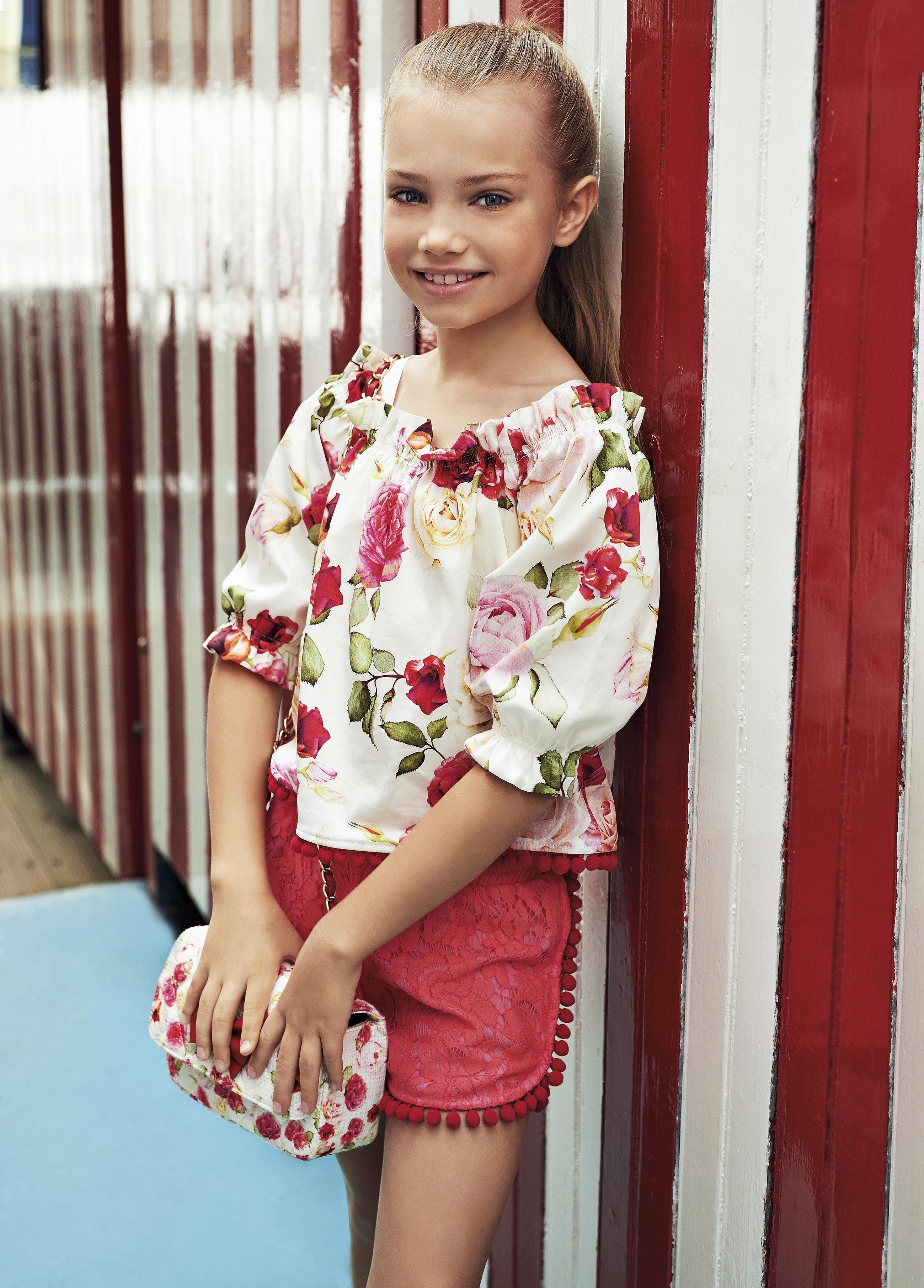 foto de JAKIOO Spring Summer 2017 #Monnalisa #Jakioo #fashion #kids #childrenswear #newcollection #girl