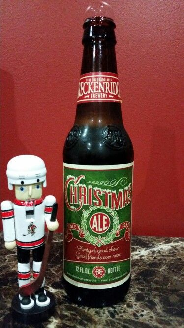 Breckenridge Christmas Ale Tasty 7 4 With Images Christmas Beer Christmas Ale Ale