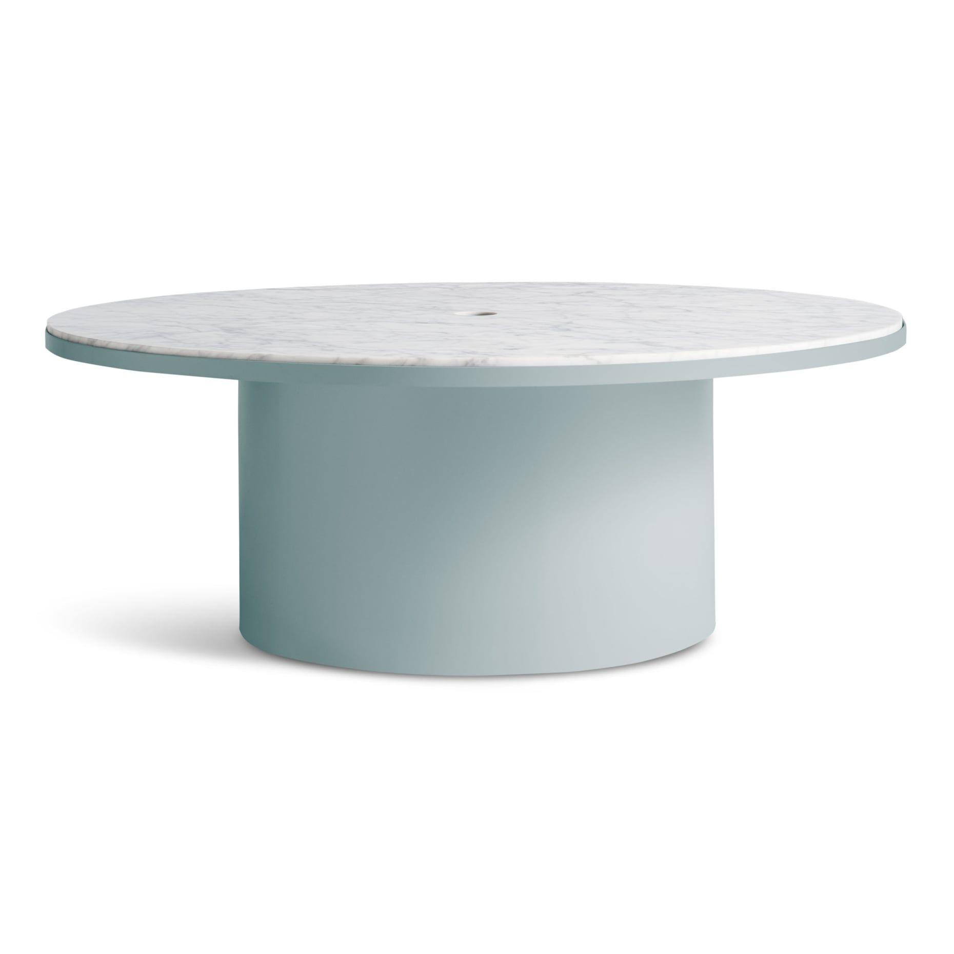 Circula Large Coffee Table Pedestal Coffee Table Round Coffee Table Modern Large Coffee Tables