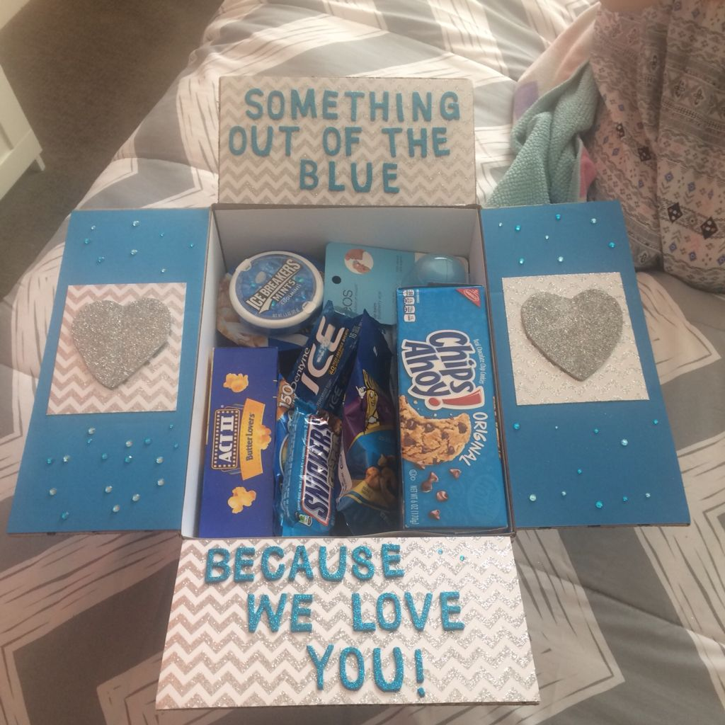 College Gift Boxes, College Gifts
