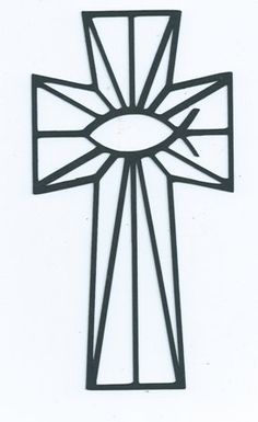 Stained Glass Cross Coloring Sheet Stain Glass Cross Stained Glass Quilt Stained Glass Patterns Free
