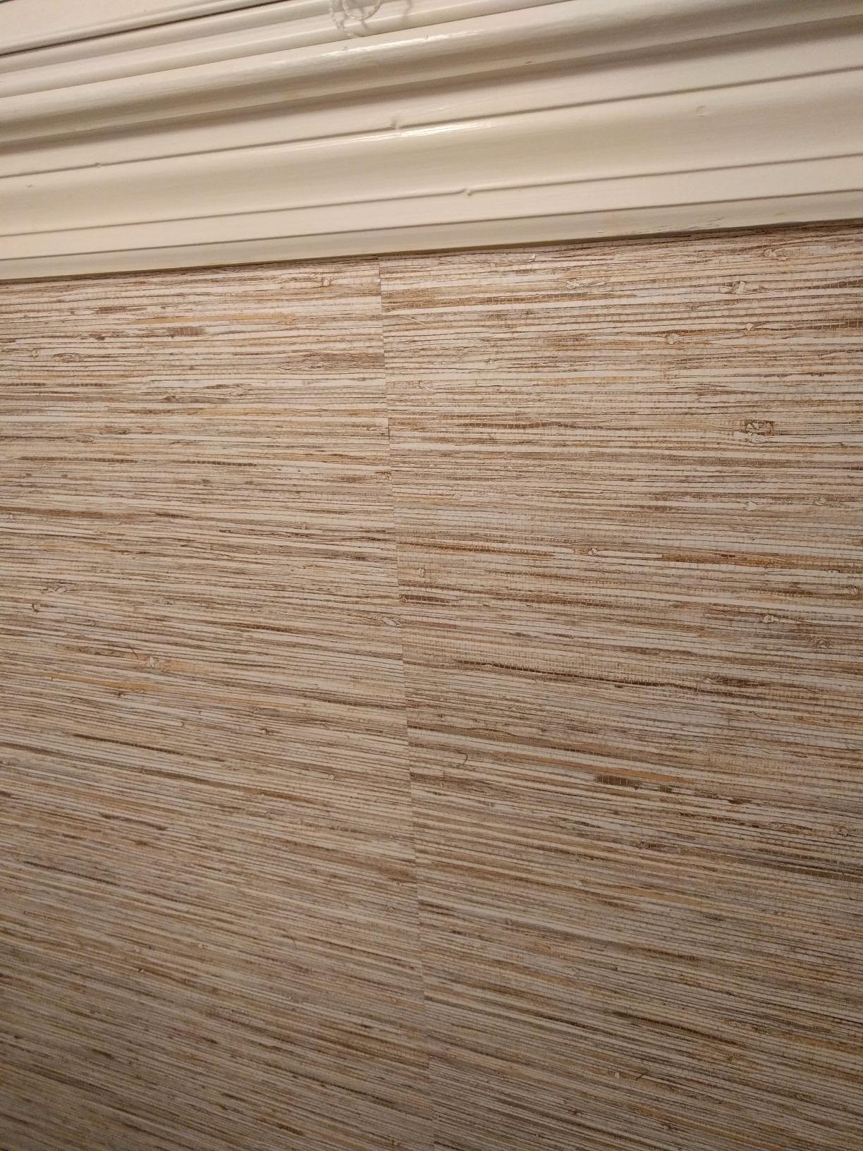 Roommates Grasscloth Peel And Stick Wallpaper Amazon Com Grasscloth Peel And Stick Wallpaper Wallpaper