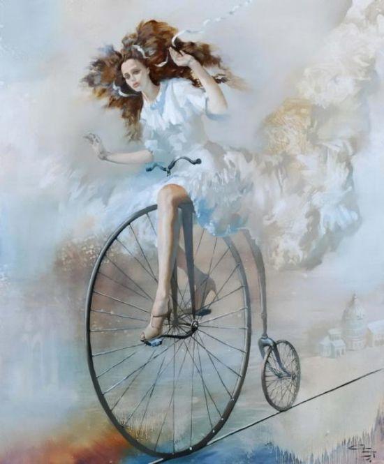 Illustration by Oleg Tchoubakov