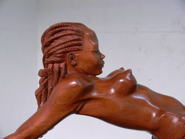 Sexy nude women wood carvings opinion you