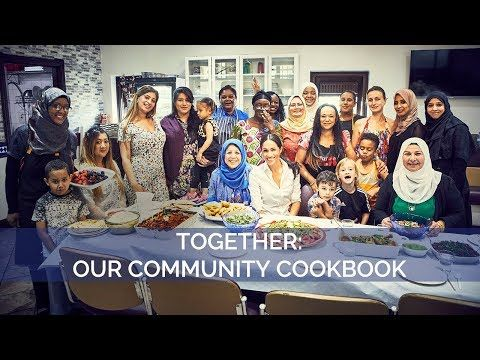 With a foreword by HRH The Duchess of Sussex, Together showcases over 50 authentic and diverse recipes from women whose community was affected by the Grenfell Tower fire.