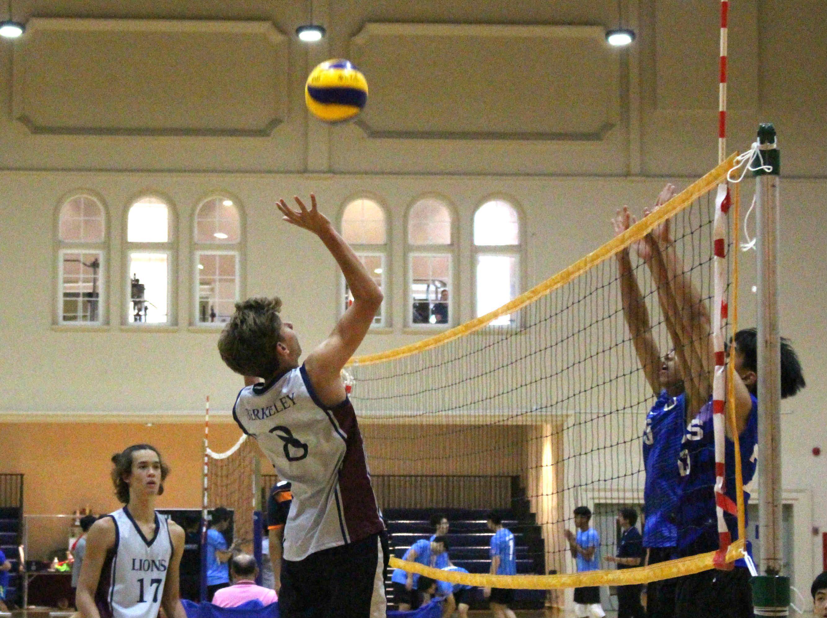 Boy S Varsity Volleyball Deportes