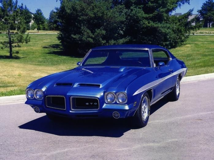 1972 GTO Specs, Colors, Facts, History, and Performance | Classic ...