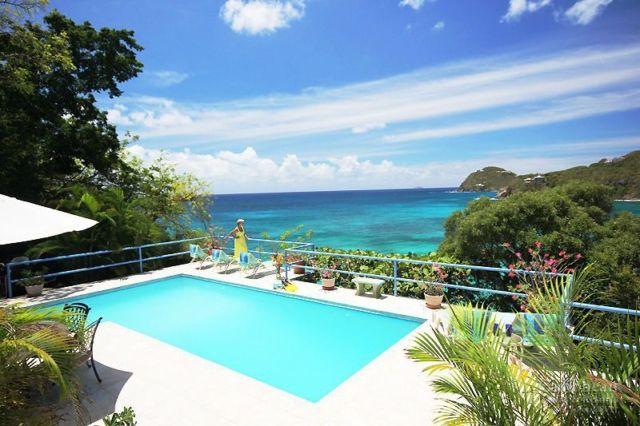 Monte Bay Villa St John Us Virgin Islands Vac Monte Bay