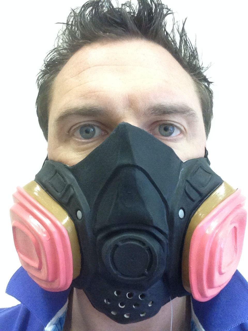 Breaking gas mask #hazmat cook bad fancy dress walter costume ...