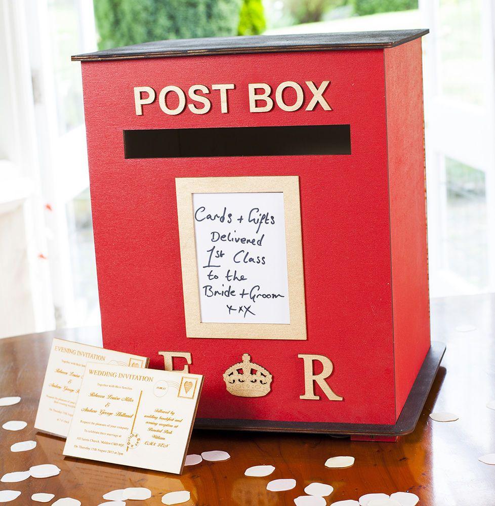 Wooden Wedding Post Box Wedding Post Box Wedding Card Post Box Post Box