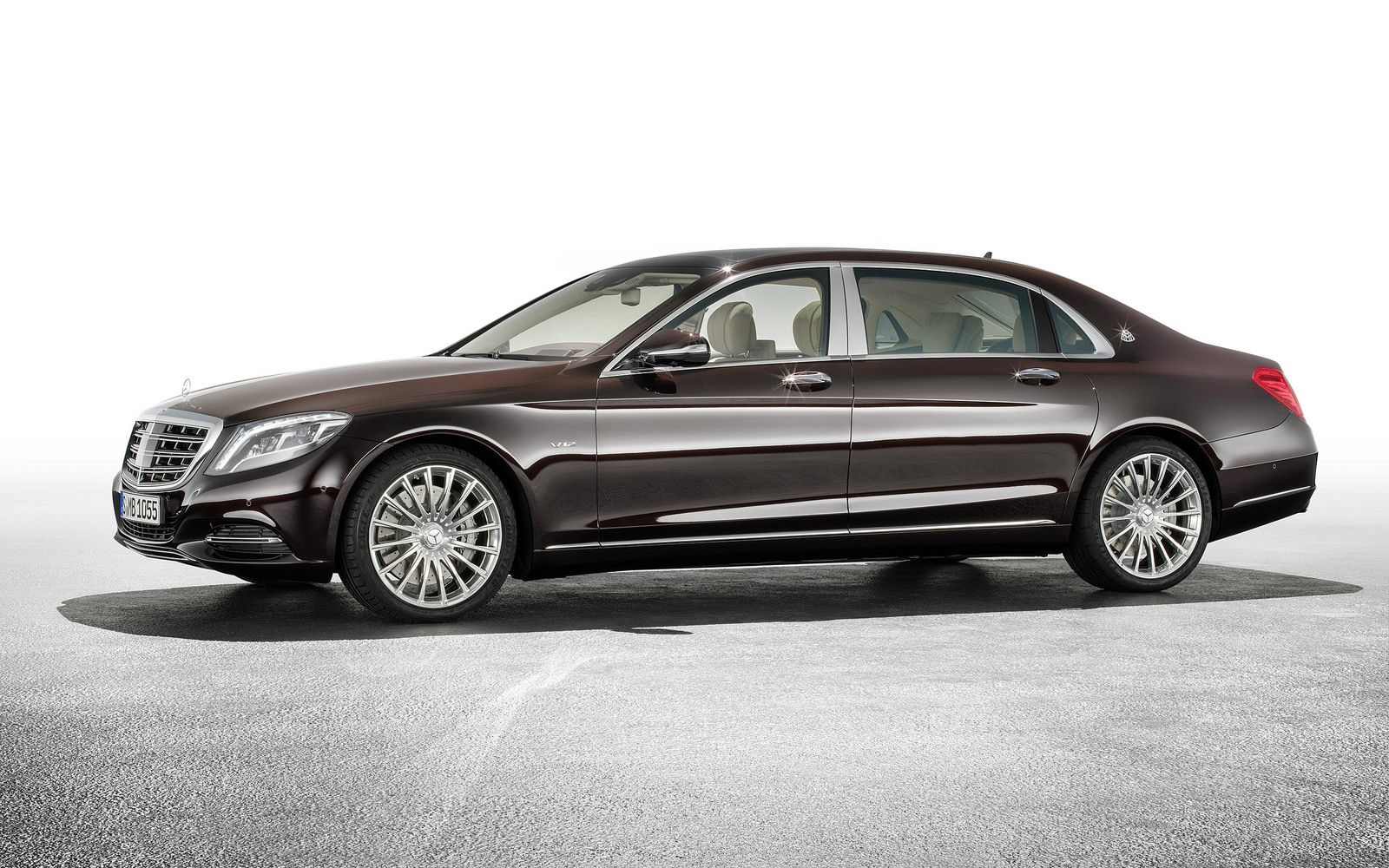 2014 Mercedes-Benz Maybach S-Class | Flickr - Photo Sharing!