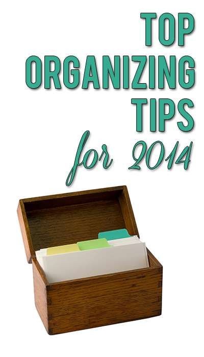 The Pros Weigh In: Best Organizing Tips - * View Along the Way *