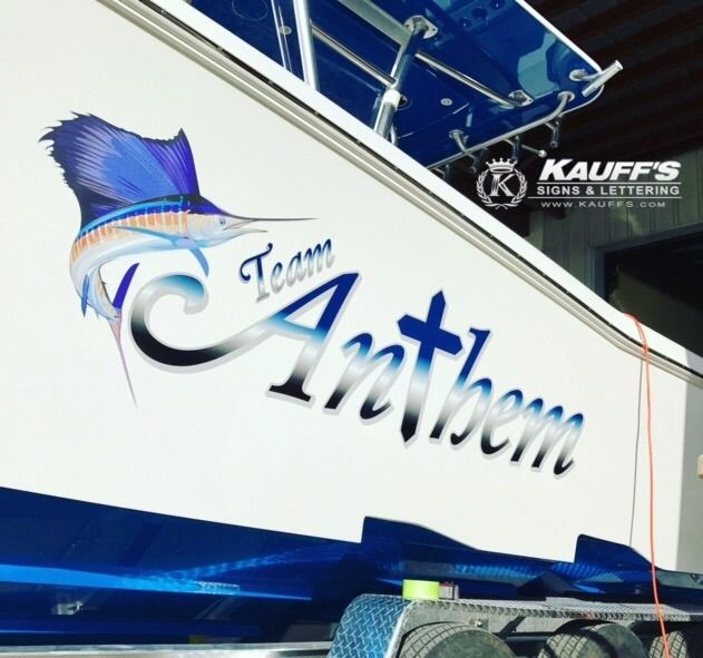 Beautiful Boat Lettering And Graphics Boatlettering Kauffssignsandlettering Boatlife Southfloridaboats Vinyl Lettering Boat Lettering Chris Craft Boat