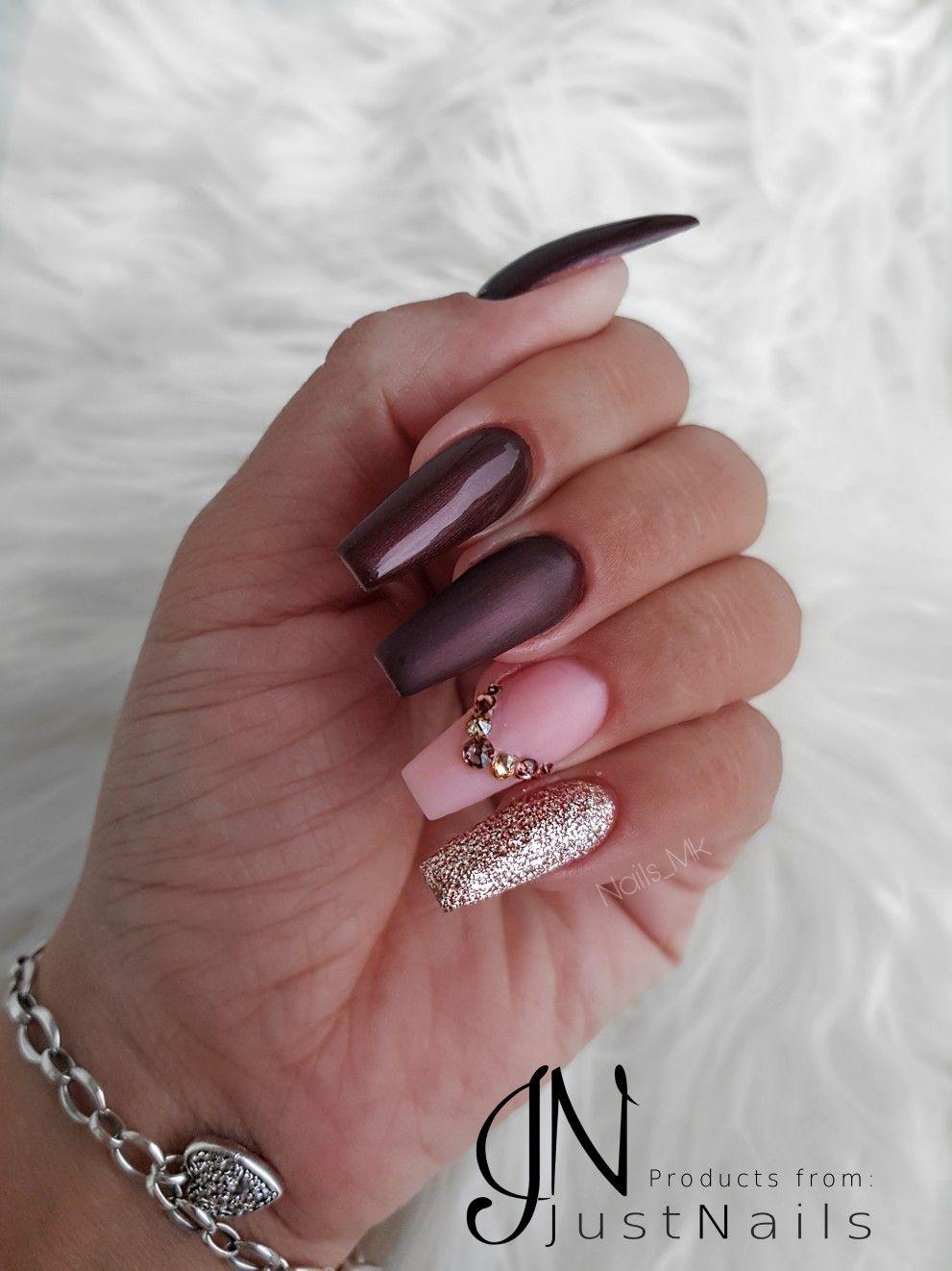 Pin by danica berube on i love nails in