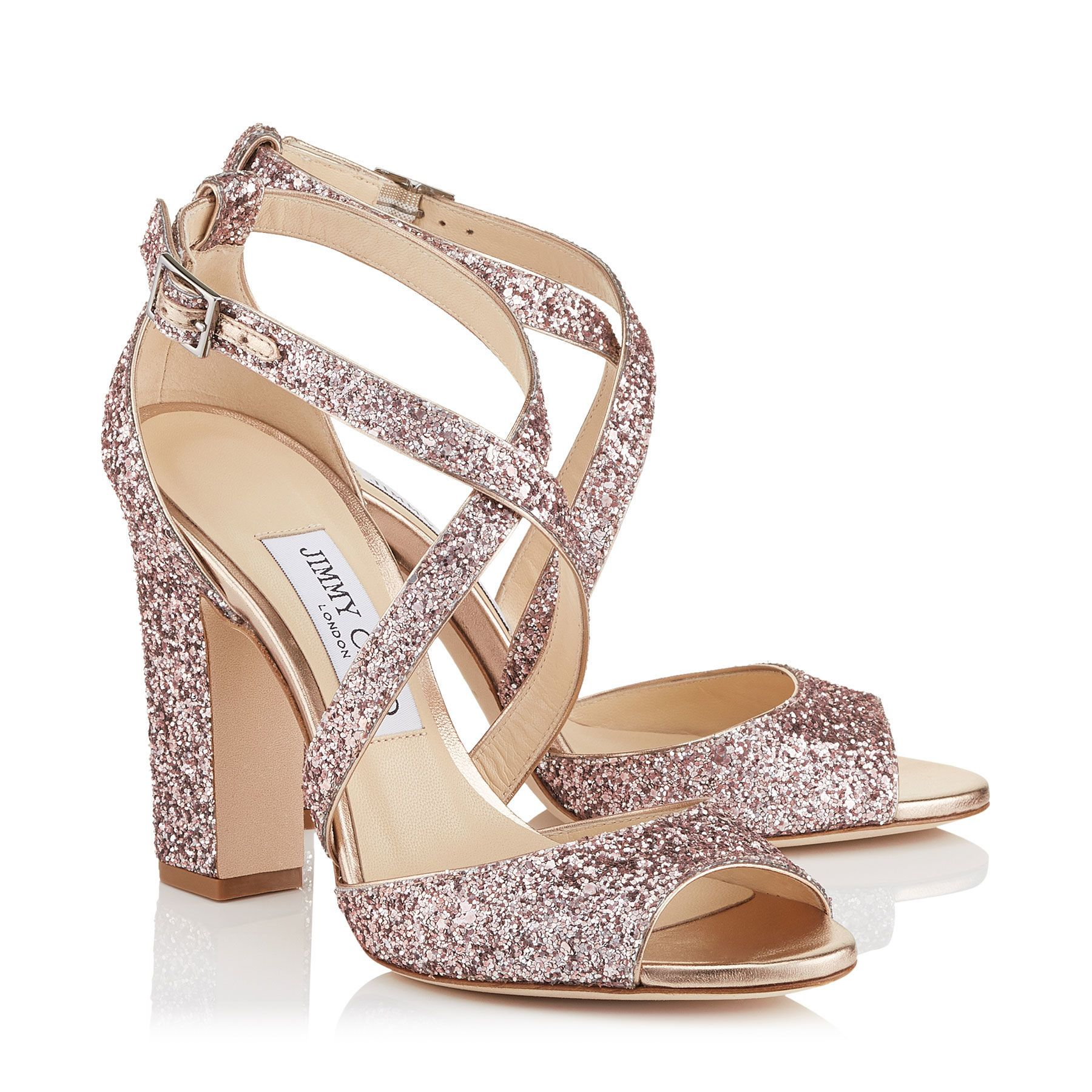best online outlet get authentic Jimmy Choo Carrie 100 Leather Pe... wt4xJwEM
