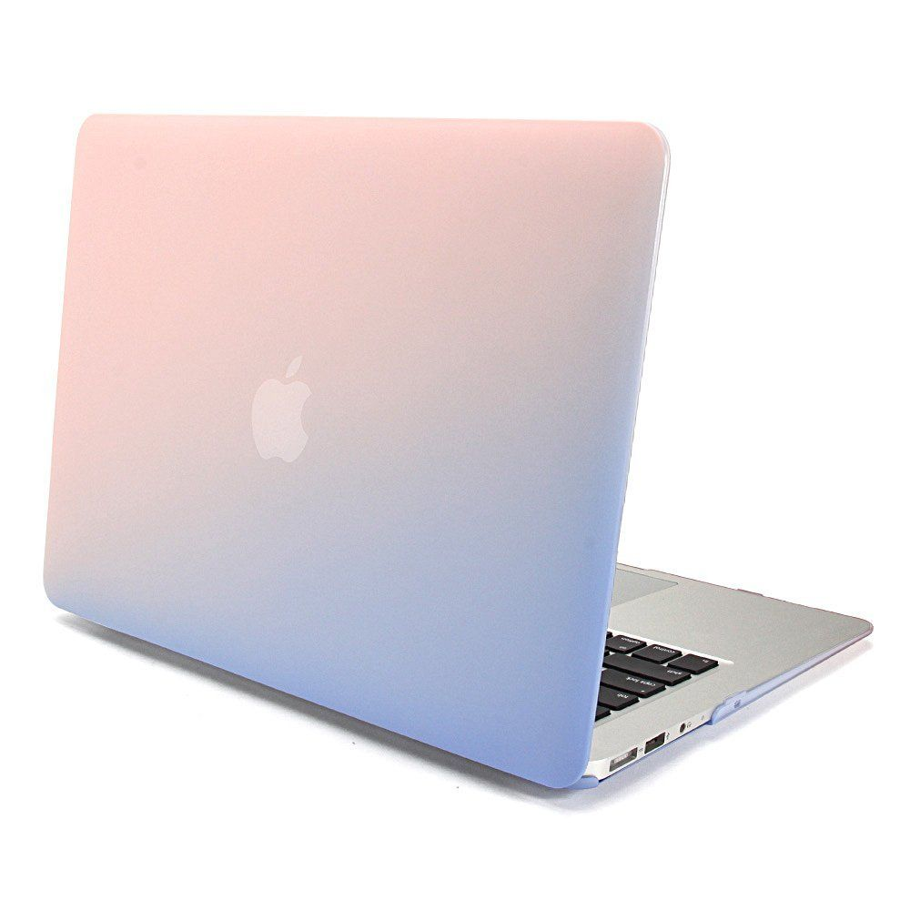 reputable site 8000d 38bb5 Amazon.com: GMYLE Hard Case Frosted for MacBook Air 13 inch (Model ...