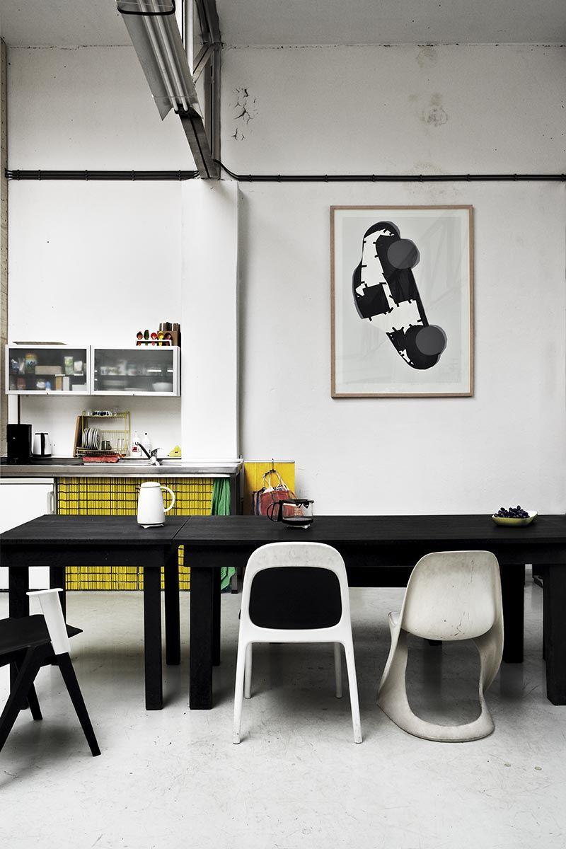 Casa Estudio De Ineke Hans Keukens Interieur Mooie Keuken
