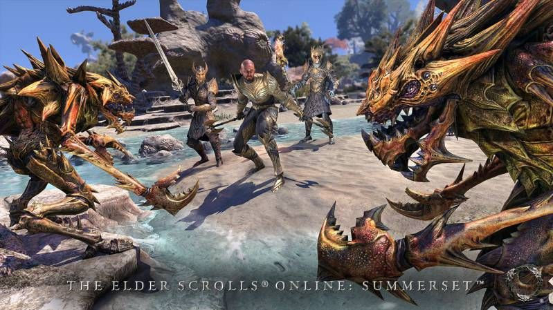 ESO Update 1 35 Patch Notes for PS4 and Xbox One   PS4 Game