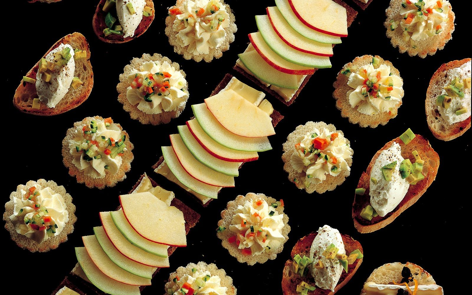 Antipasti Di Natale Cucina Italiana.Antipasti Di Natale 30 Tartine Natalizie La Cucina Italiana Ricette Formaggio Di Capra Antipasti Di Natale