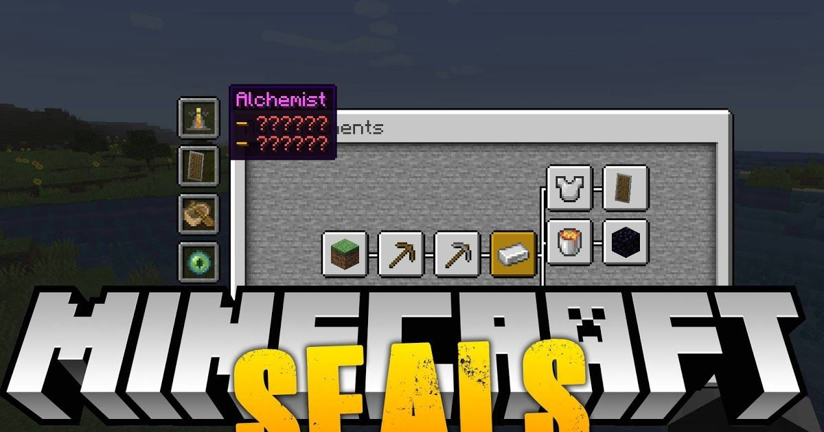 Seals Mod 1 15 1 1 14 4 Allows You To Display Your Biggest Minecraft Achievements All The Time So O Minecraft Multiplayer Minecraft Shaders Mod Minecraft Forge
