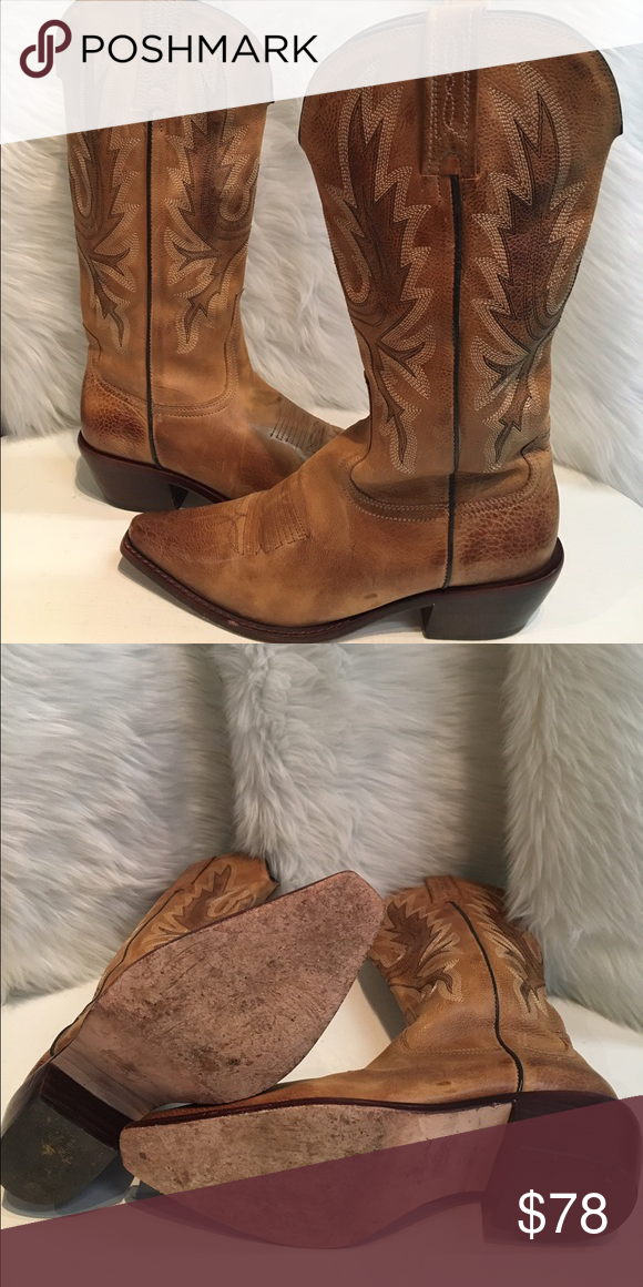 b6e8948d671b72 Vero Cuoio Cowboy Boots Vero Cuoio Cowboy Boots. Leather. No trades. Vero  Cuoio Shoes