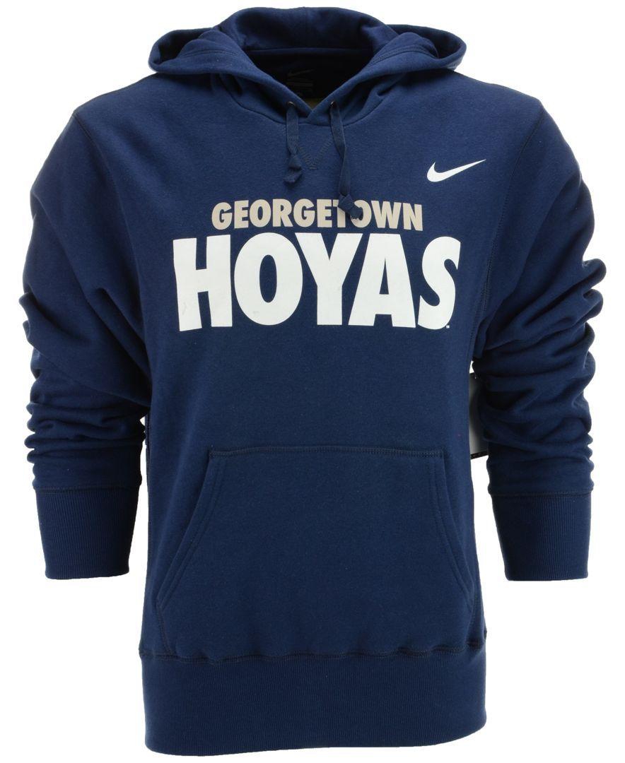 Nike Men S Georgetown Hoyas Hoodie Sports Fan Shop By Lids Men Macy S Nike Men Hoodies Georgetown Hoyas [ 1080 x 884 Pixel ]