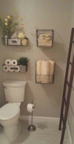 36 ideas bathroom storage ideas college