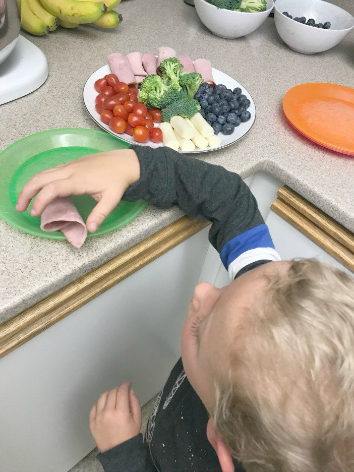 Spend Less Time in the Kitchen for a Balanced Lunch for Kids images