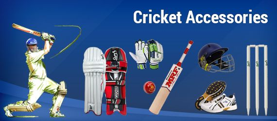 Image result for cricket equipments banner