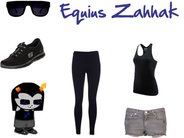 """Equius Zahhak"" by clarapeace on Polyvore"