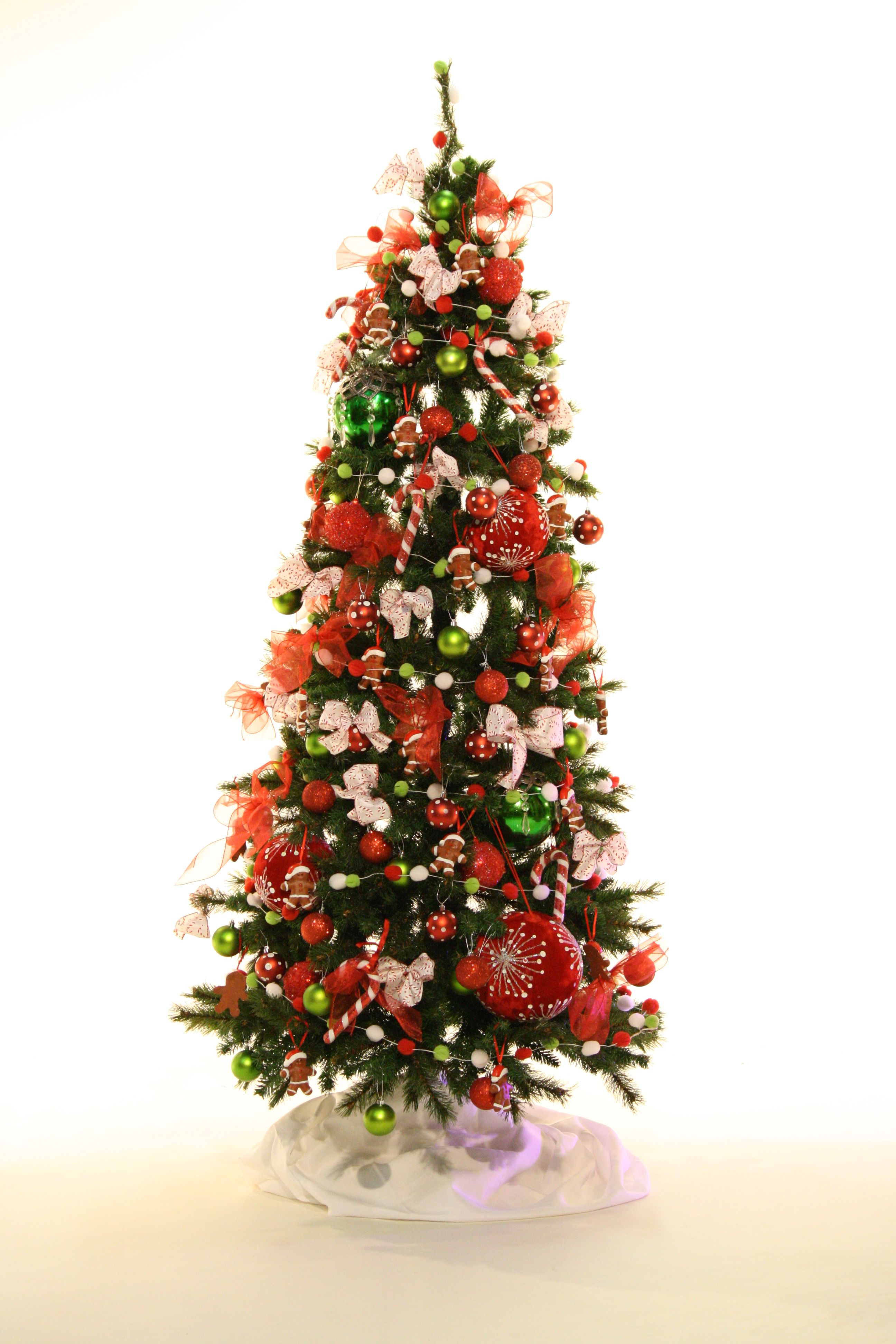 Christmas Tree Hire  Gingerbread Tree -