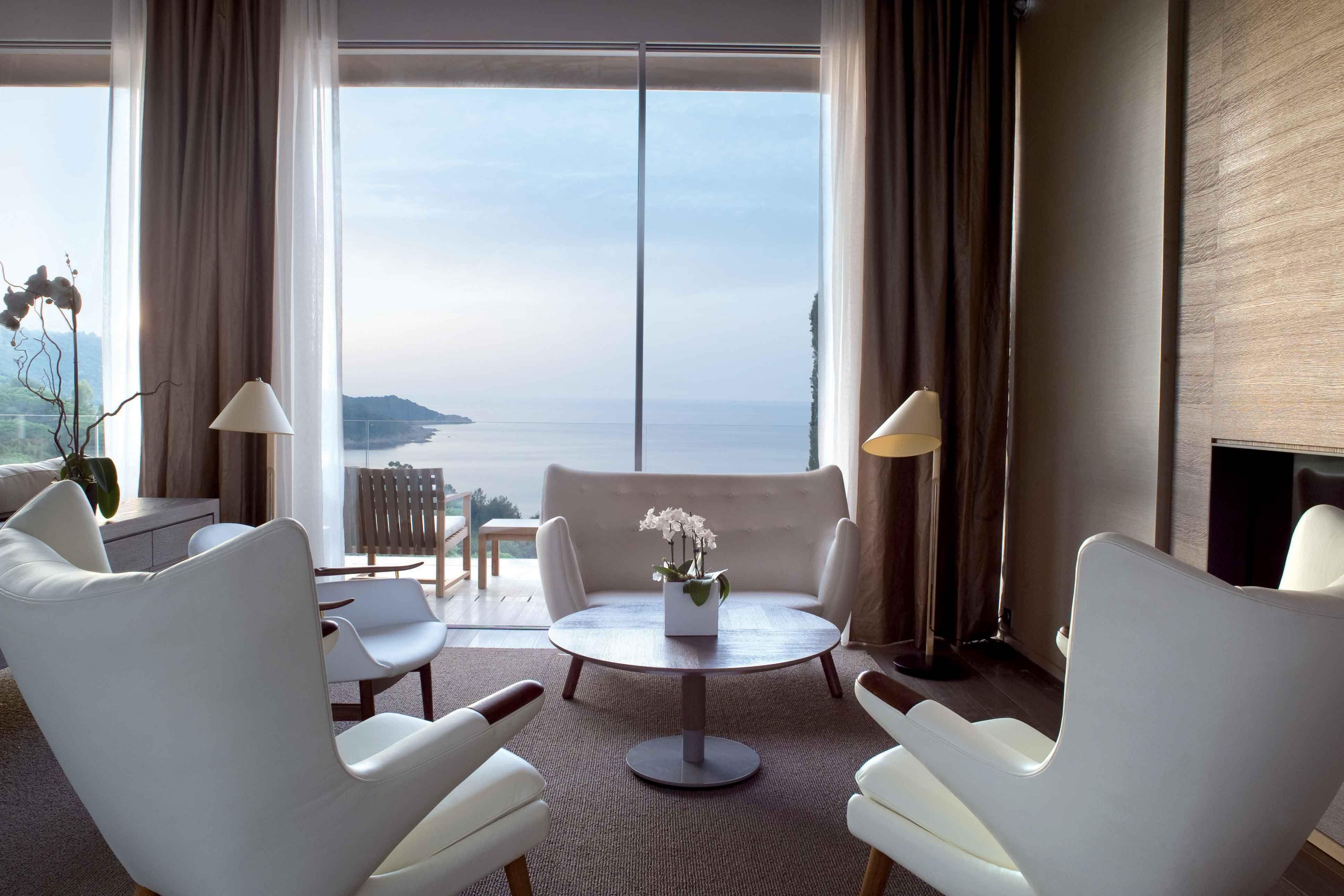 Modernes Design Spa Hotel: Hotel Lobby