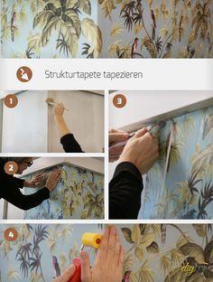 Strukturtapete Tapezieren Tapezieren Tapeten Und Malerarbeiten