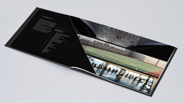 BlackModernBrochureDesignIdeas  Brochure