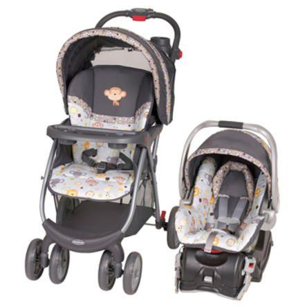 Baby Trend Envy Travel System Stroller Car Seat Base Bobble heads ...