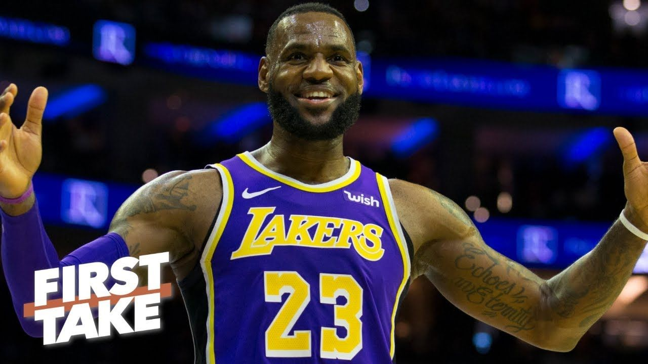 Lebron James Deserves Extra Credit If Lakers Make 2019 Nba Playoffs Max Kellerman First Take Basketball News Nba Playoffs Lebron James