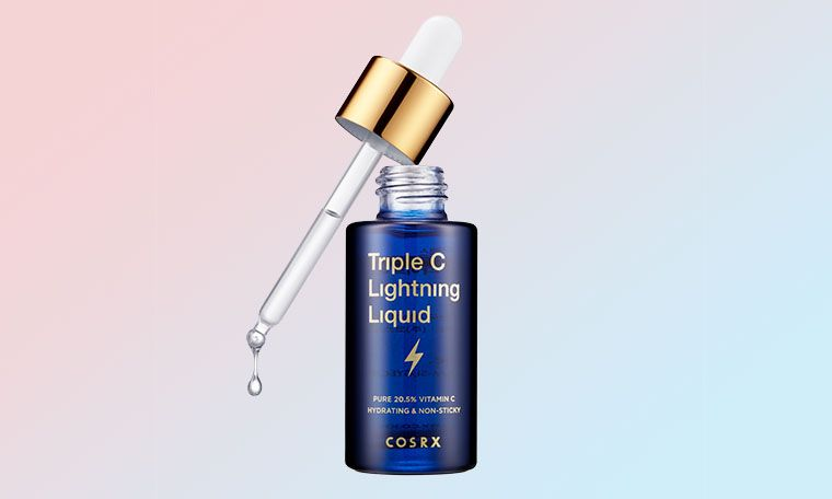 The Cosrx Triple C Lightning Liquid Is The Fastest Way To Brighten